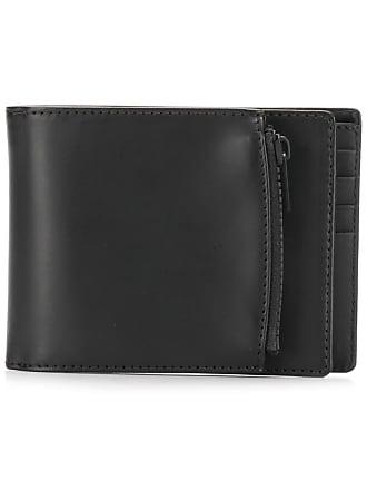 Maison Margiela classic bifold wallet - Black