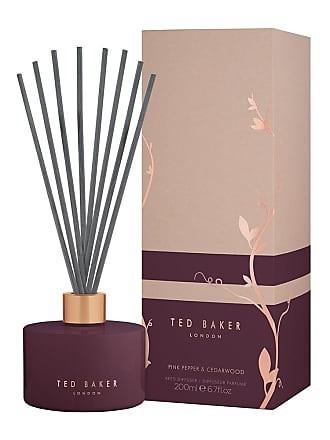 Ted Baker Residence Reed Diffuser - 200ml - Pink Pepper & Cedarwood