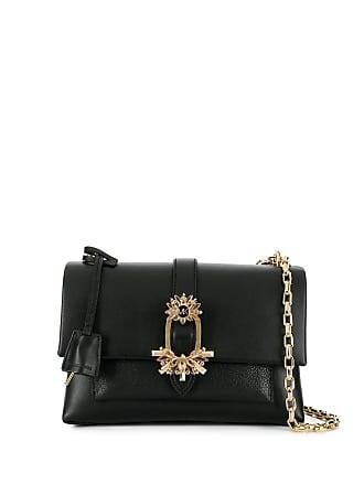 Michael Michael Kors embellished shoulder bag - Black
