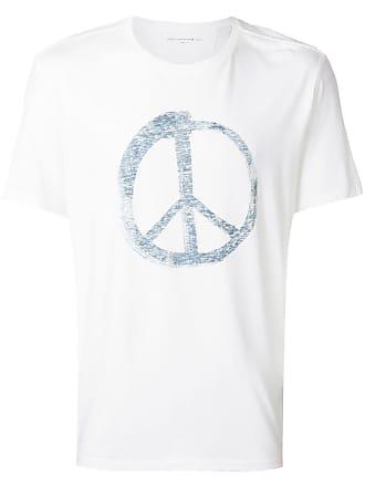 John Varvatos peace T-shirt - White