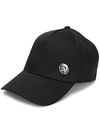 Diesel Cappello da baseball Cindi Max - Di Colore Nero 09b91a329e07