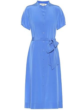 Diane Von Fürstenberg Addilyn silk crêpe de chine dress