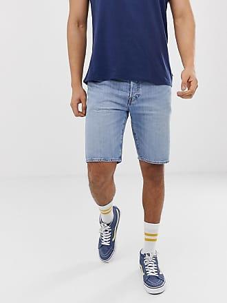 cea99eac7b33 Levi's 501 - Pantaloncini di jeans regular lavaggio chiaro blu marshmallow  - Blu