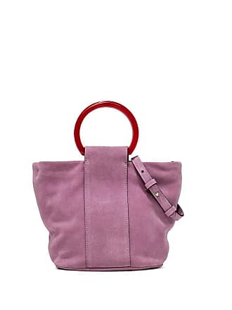 Gianni Chiarini colorella small pink handbag