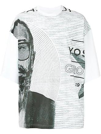 Yoshiokubo Camiseta oversized Money - Azul
