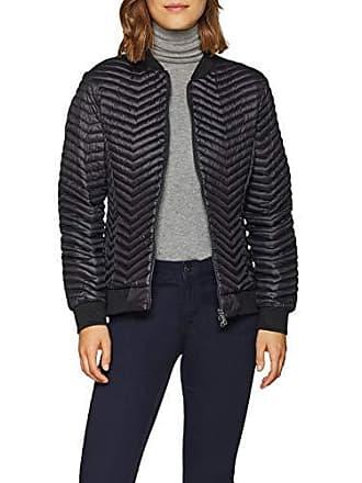 89a4ce2567b627 Gas Jeans Glamyr Cappotto, Nero (Black 0200), Small (Taglia Produttore: