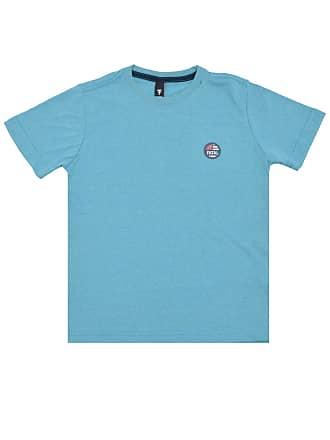 Fatal Surf Camiseta Fatal Menino Logo Azul