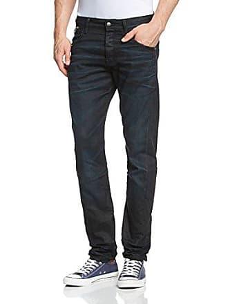 d6386a8d9b7f9 Jack   Jones Nick - Jeans - Droit - Homme, Bleu (Medium Blue Denim