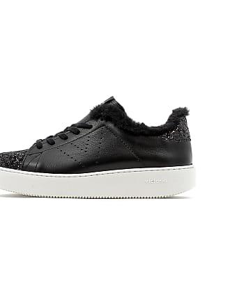 a34351a94de2 Victoria Low Shoe Womens Shoes with Platform 260121 Size 40 Black