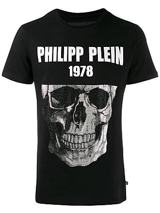 Philipp Plein skull T-shirt - Preto