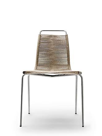 The Conran Shop PK1 Dining Chair Chrome Frame