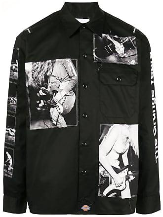 TAKAHIROMIYASHITA TheSoloist. Camisa com estampa - Preto