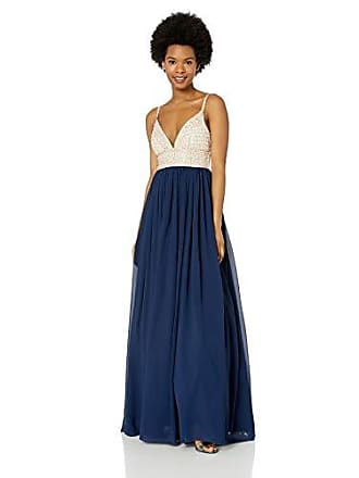 7e26d257c8a06 Speechless Full-Length Ballgown with Beaded Slip Bodice (Juniors)