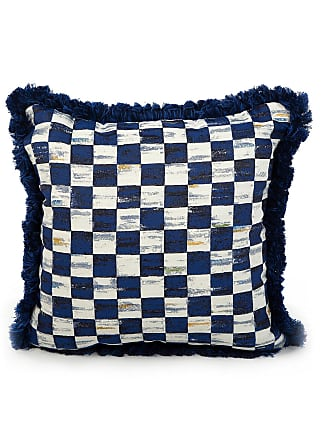 MacKenzie-Childs indigo villa outdoor accent