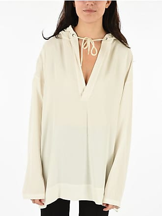 Givenchy Hooded Blouse Größe 40