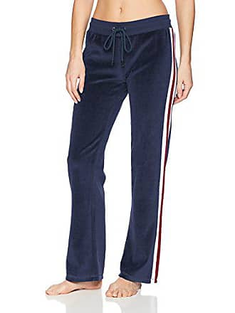 PJ Salvage Womens Track Star Lounge Pant, Navy, Small