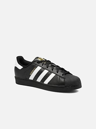 03771ae6d5c adidas Adidas Superstar Foundation W - Sneakers voor Dames / Zwart