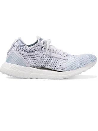 adidas Originals + Parley Ultra Boost Primeknit Sneakers - White