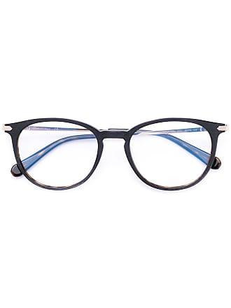 Brioni oversized frames - Preto
