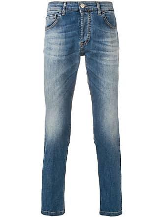 Entre Amis Calça jeans slim - Azul