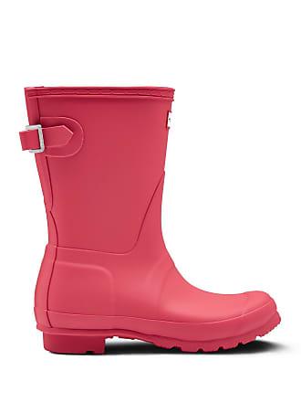 020849e4f99 Hunter Original Short Back Adjustable Waterproof Rain Boot (Women)