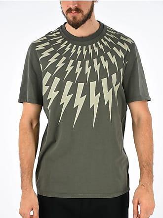 Neil Barrett Thunder Printed T-shirt size Xl