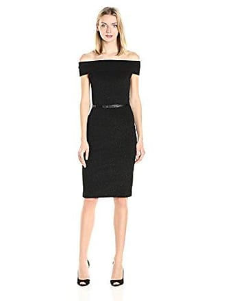 8c366f521bc9b Ted Baker Womens Vindy Bardot Midi Bodycon Dress