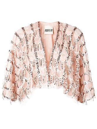 Aniye By embellished bolero jacket - Pink
