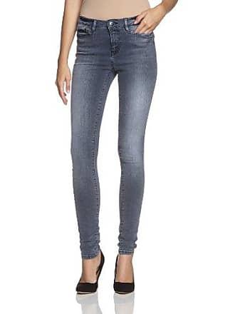 da84512bc50fc2 Vero Moda WONDER NW EXCLUSIVE GREY, Jeans, manica a 3/4, collo
