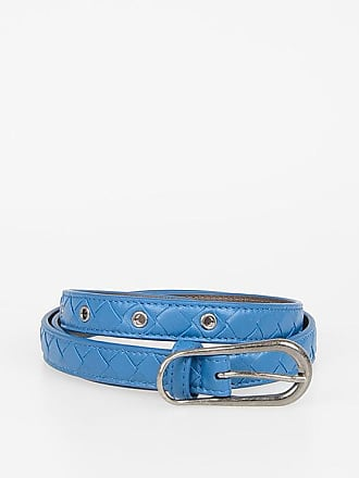 Bottega Veneta Leather Belt 2 CM size 85
