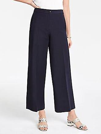 ANN TAYLOR The Tall Wide Leg Marina Pant