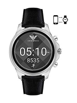 Emporio Armani Smartwatch Emporio Armani Masculino Prata - Art5003/0pi