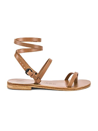 9a3dbb92182a ÁLVARO GONZÁLEZ® Leather Sandals − Sale  up to −70%