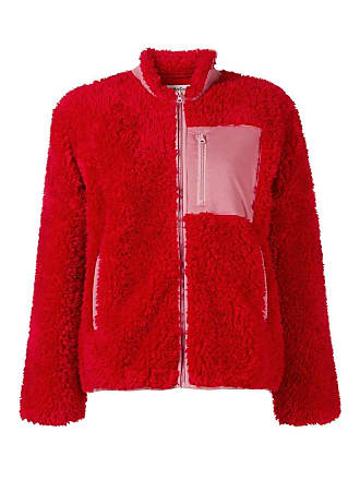 Ymc You Must Create colour-block textured jacket