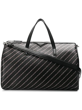 Karl Lagerfeld Bolsa tote Weekender com logo - Preto