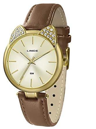 Lince Relógio Lince Feminino Ref: Lrc621l C1tx Fashion Dourado