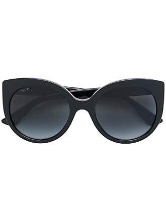 Gucci Óculos de sol gatinho - Preto