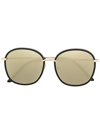 Gentle Monster Óculos de sol Mad Crush - Preto