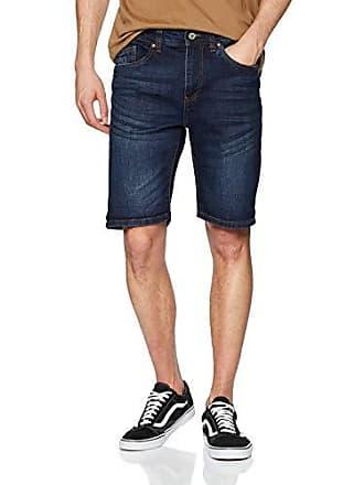 d2fd5344ed Springfield Berm Denim Calor I, Pantalones Cortos Deportivos para Hombre,  (Gama Azules 11