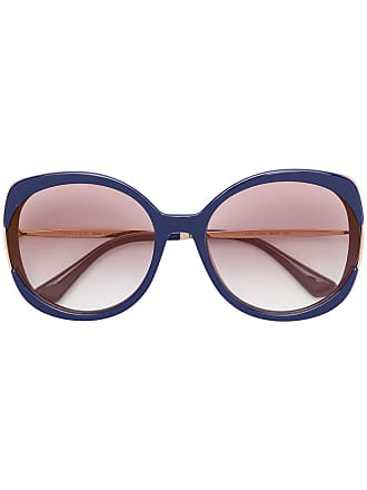 Jimmy Choo Eyewear Lila sunglasses - Azul