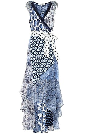 Diane Von Fürstenberg Ava printed silk dress