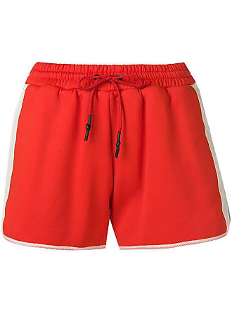 Yves Salomon - Army athletic shorts - Red