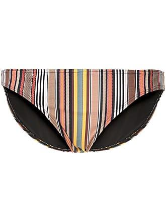 8733fe2acb Tory Burch striped hipster bikini bottoms - Multicolour