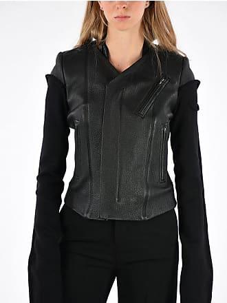Rick Owens Leather BIKER Jacket size 42