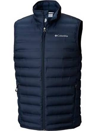 Columbia Mens Lake 22 Down Vest Big Sizes
