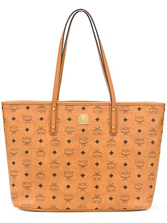 MCM Anya tote bag - Brown