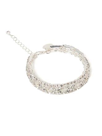 Forever New Megan Formal Clasp Bracelet - Crystal - 00