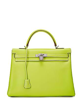 Hermès Candy Kelly Retourne 35 Bag, Kiwi