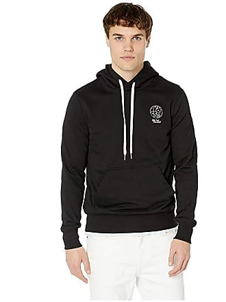 G-Star Raw Just The Product Hoodie (Dark Black) Mens Clothing