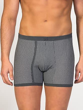 ZD Zero Defects Zero Defects dark grey cotton boxer